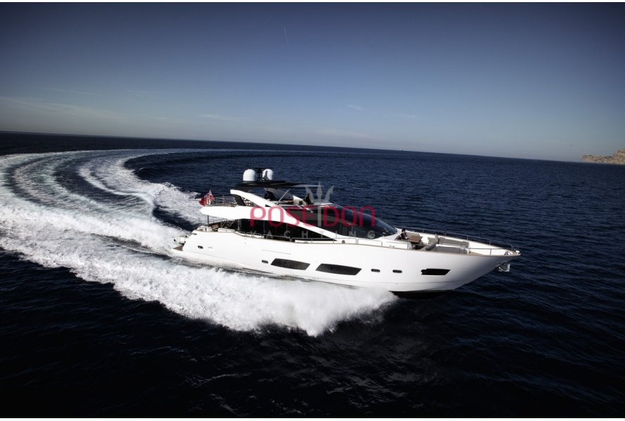 yacht d'occasion