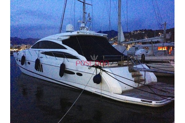 Princess V70 - 2008 -