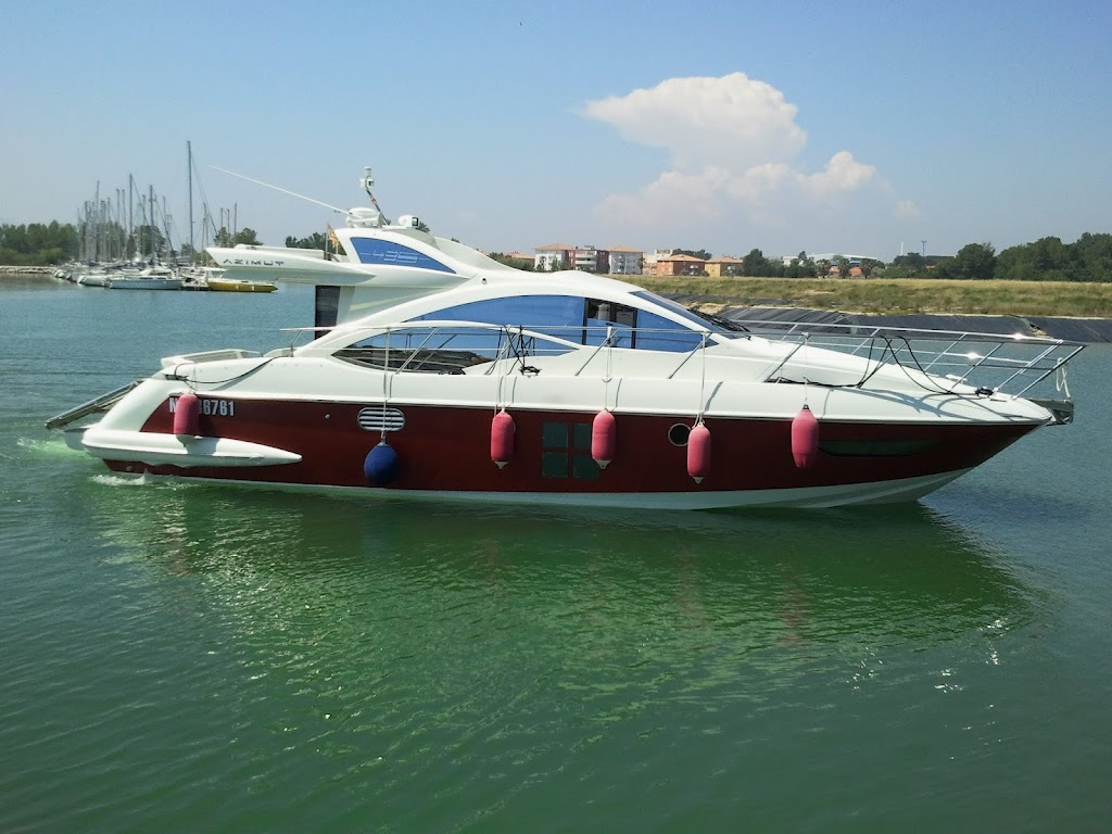 Azimut 43s - 2007 For Sale