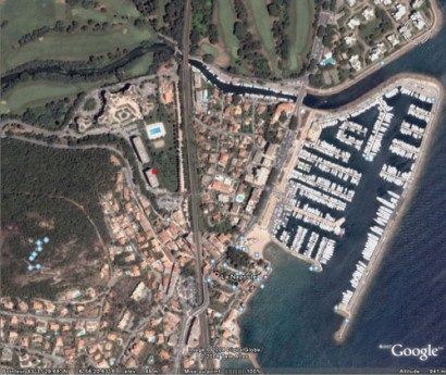 Incredible 30m Berth For Sale In La Napoule
