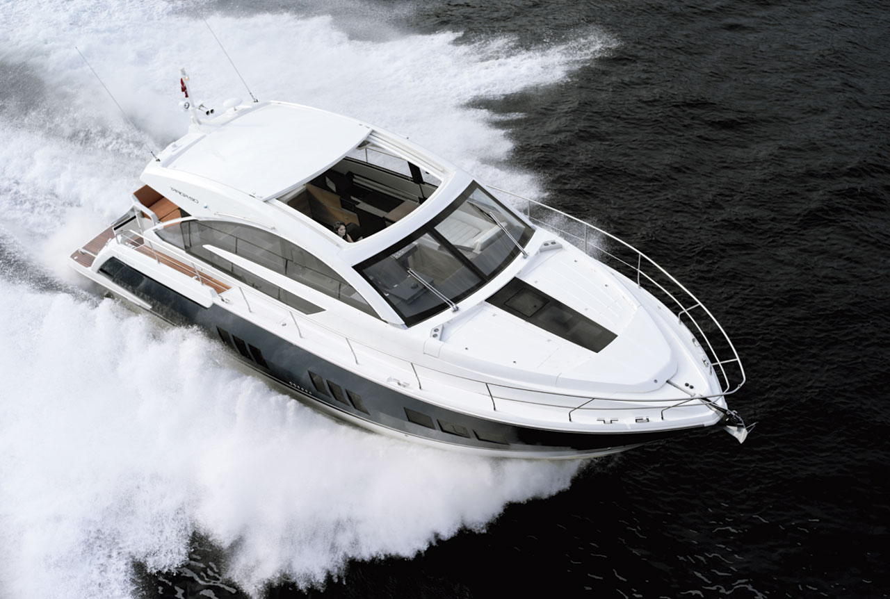 New Fairline Targa 50 Gt For Sale