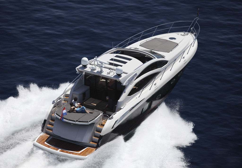 New Sunseeker Predator 64 2011 For Sale