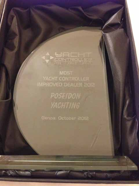 Premio Yacht Controller