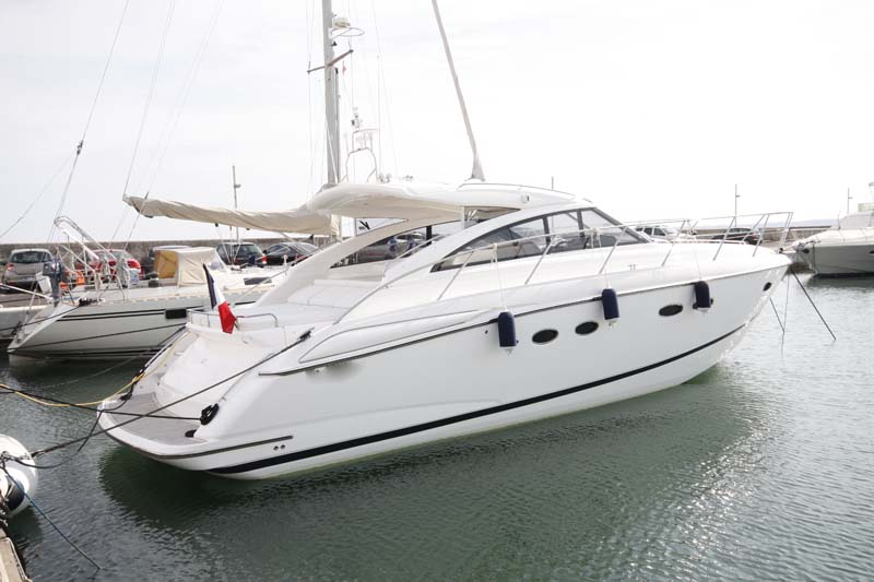 Princess V45 - 2012 Price Reduced