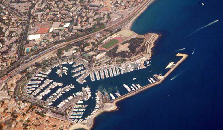 23m Berth For Sale - Môle Sud