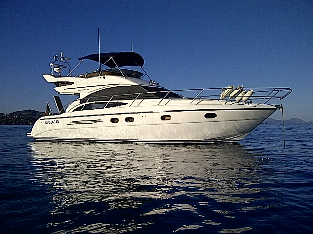 Princess 42 - 2005 For Sale