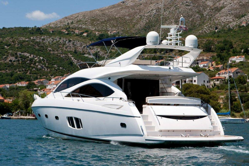Sunseeker Manhattan 70 - 2009