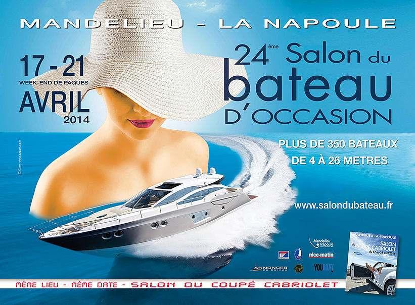 Ouverture Du Salon Nautique De Mandelieu La Napoule