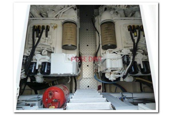 Princess V62 - 2010 - cabine master