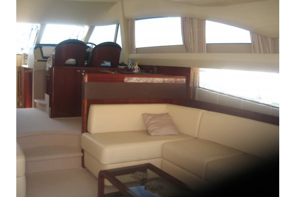 Princess 58 - 2008 - saloon