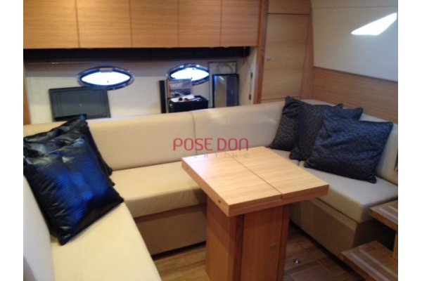 Sunseeker Portofino 48 - 2010 - salon