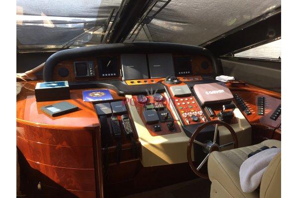 Astondoa 82 Glx  - 2003 -