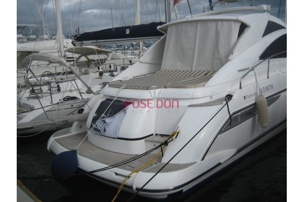 Fairline Targa 47 H.t. - 2009 -