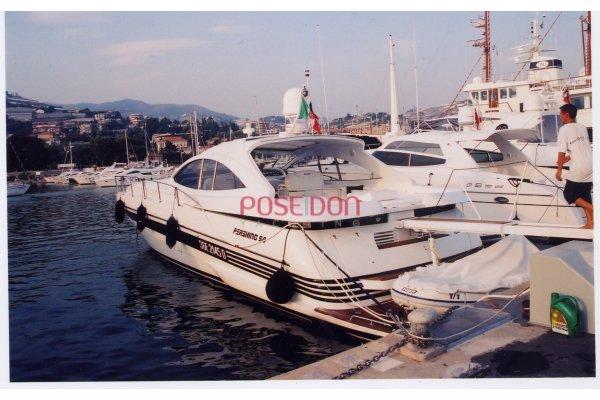 Pershing 54 - 2001 -