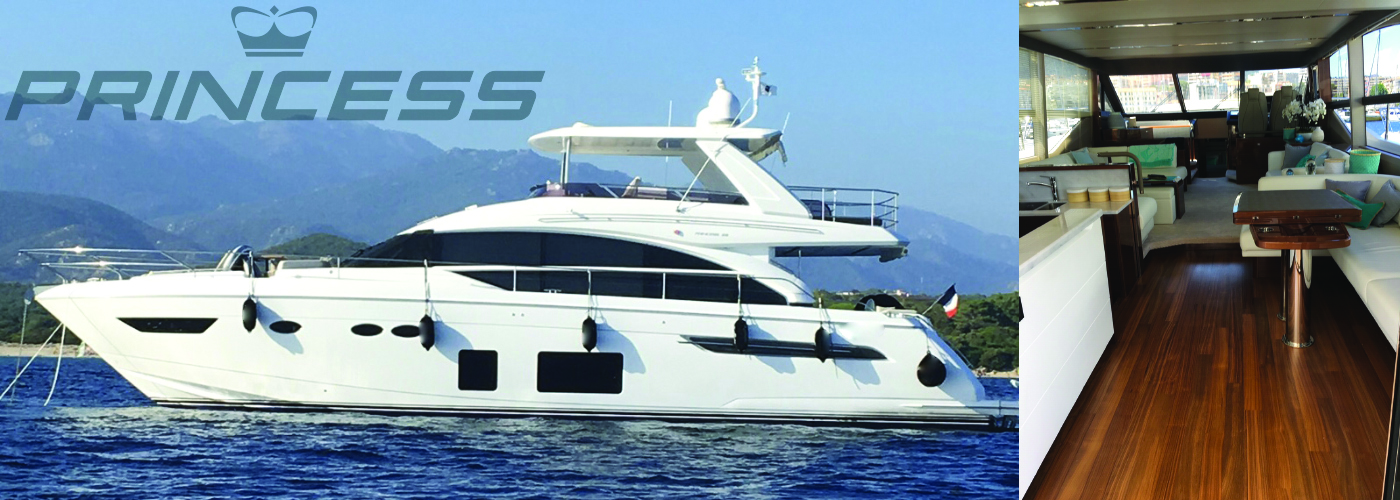 PRINCESS 68 FLYBRIDGE - 2017
